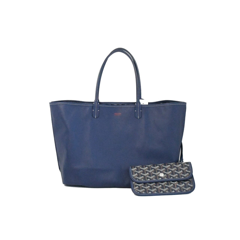 Goyard Reversible PM Tote Blue