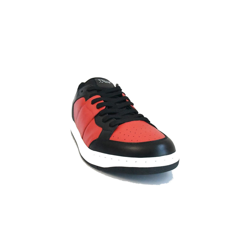 Dior Homme Bi color Sneaker Red Black