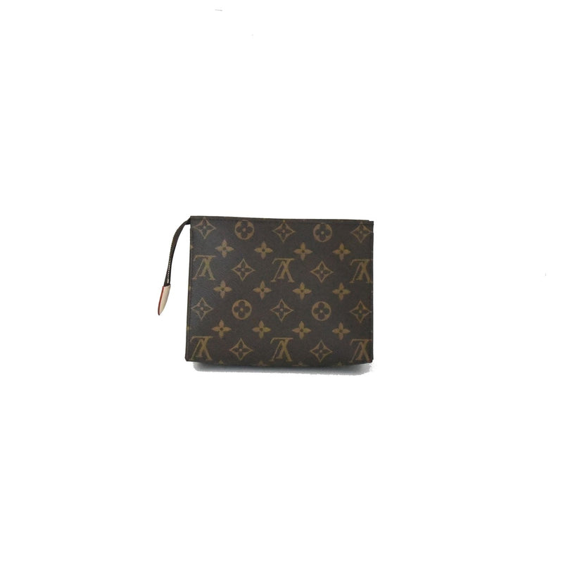 Toiletry Pouch 19cm Monogram