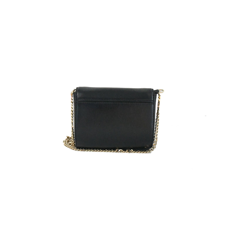 Mini Pandora Cross body Bag Black