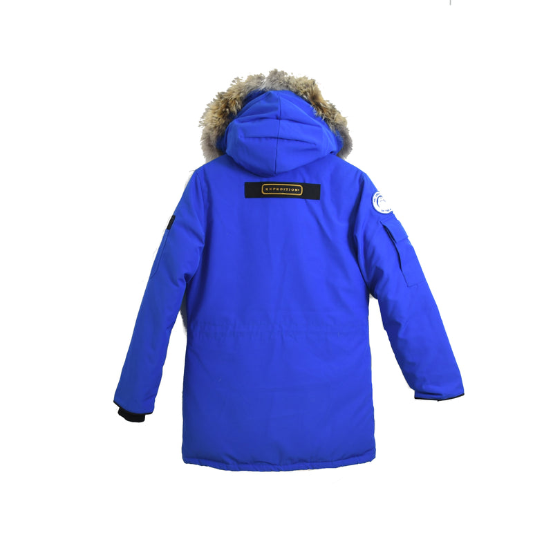 Ladies Expedition Parka PBI Royal