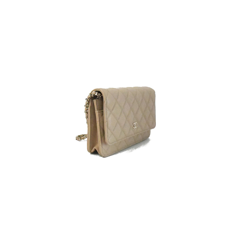 CF Wallet on Chain Beige
