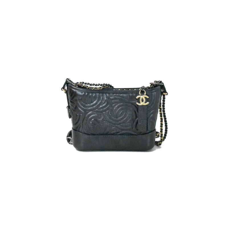 SAC Gabrielle CC Small Hobo Bag Black