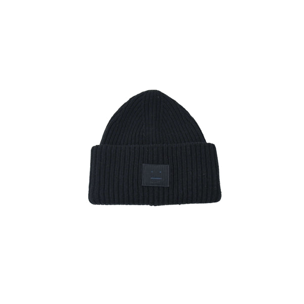 Pamsy M Face Beanie Black