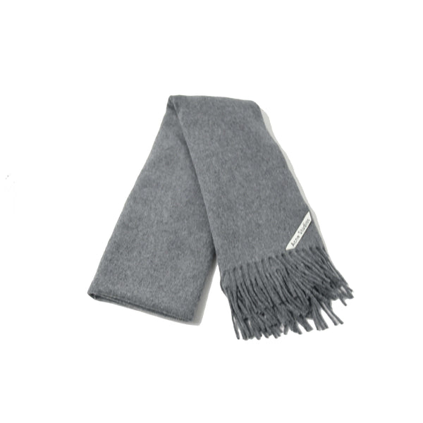 Acne Studios Wool Scarf Grey