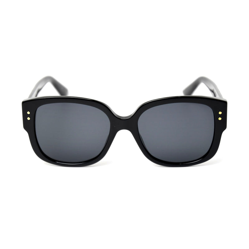 """LADYDIORSTUDS"" Sunglasses /Black"