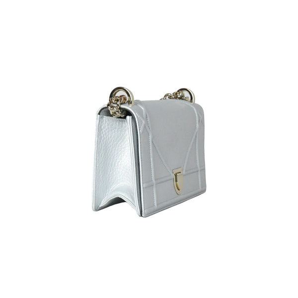 Diorama Bag Gold Hardware Silver