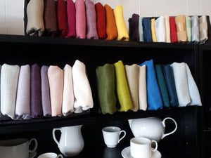 Coloured Table Cloths ( New Item )