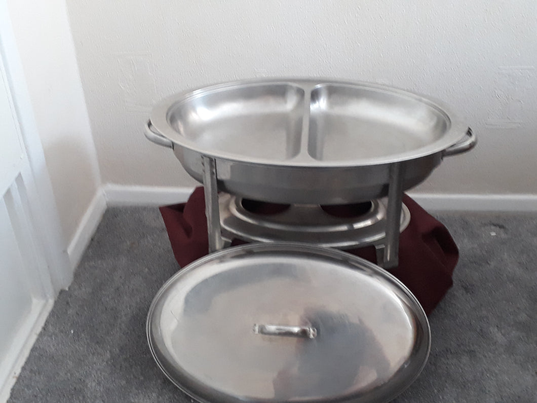 Chafing Dish with Oval Double insert