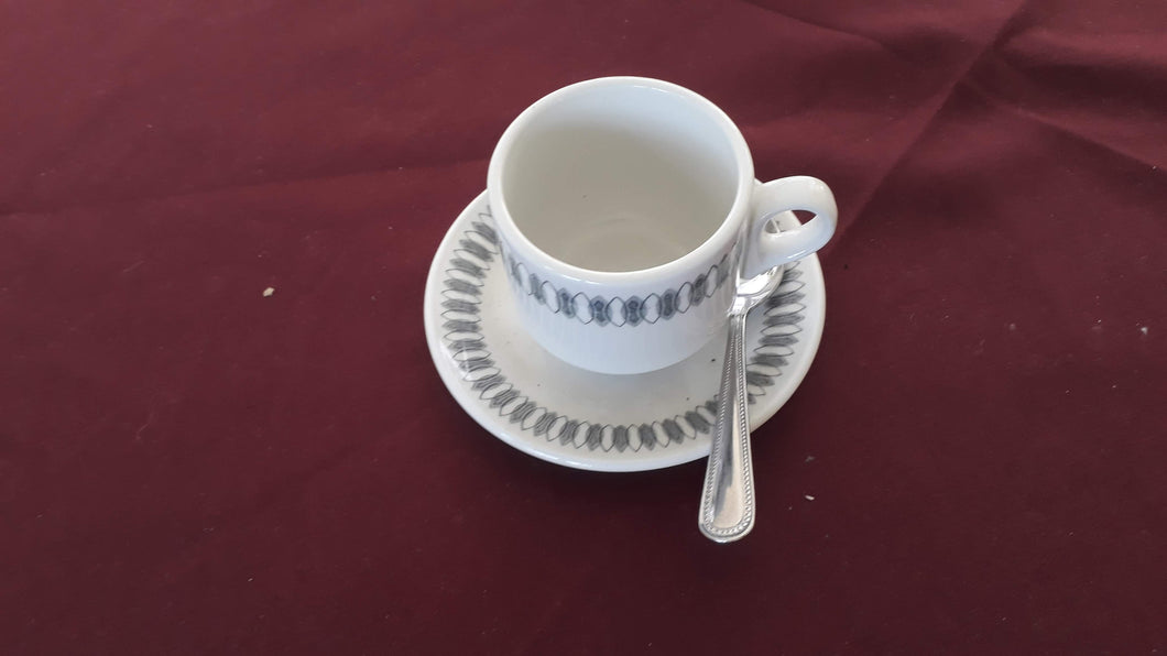 Demi -Tass Saucer Mayfair Crockery
