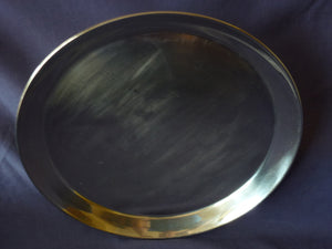 Round Tray Stainless steel