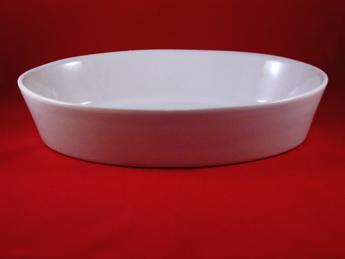 China Dish  ( 8 inch oval )