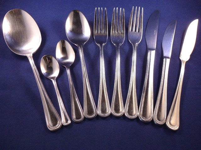 Serving Spoon from the Style cutlery collection
