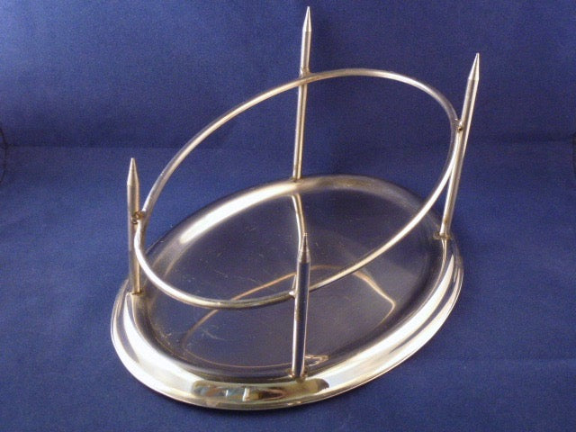 Ham Carving Stand Stainless Steel