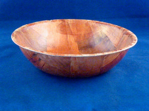 Wooden Salad Bowl 10 inch