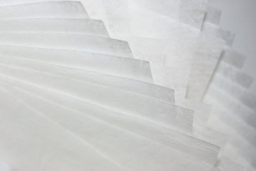 White Paper Napkins ( disposable )