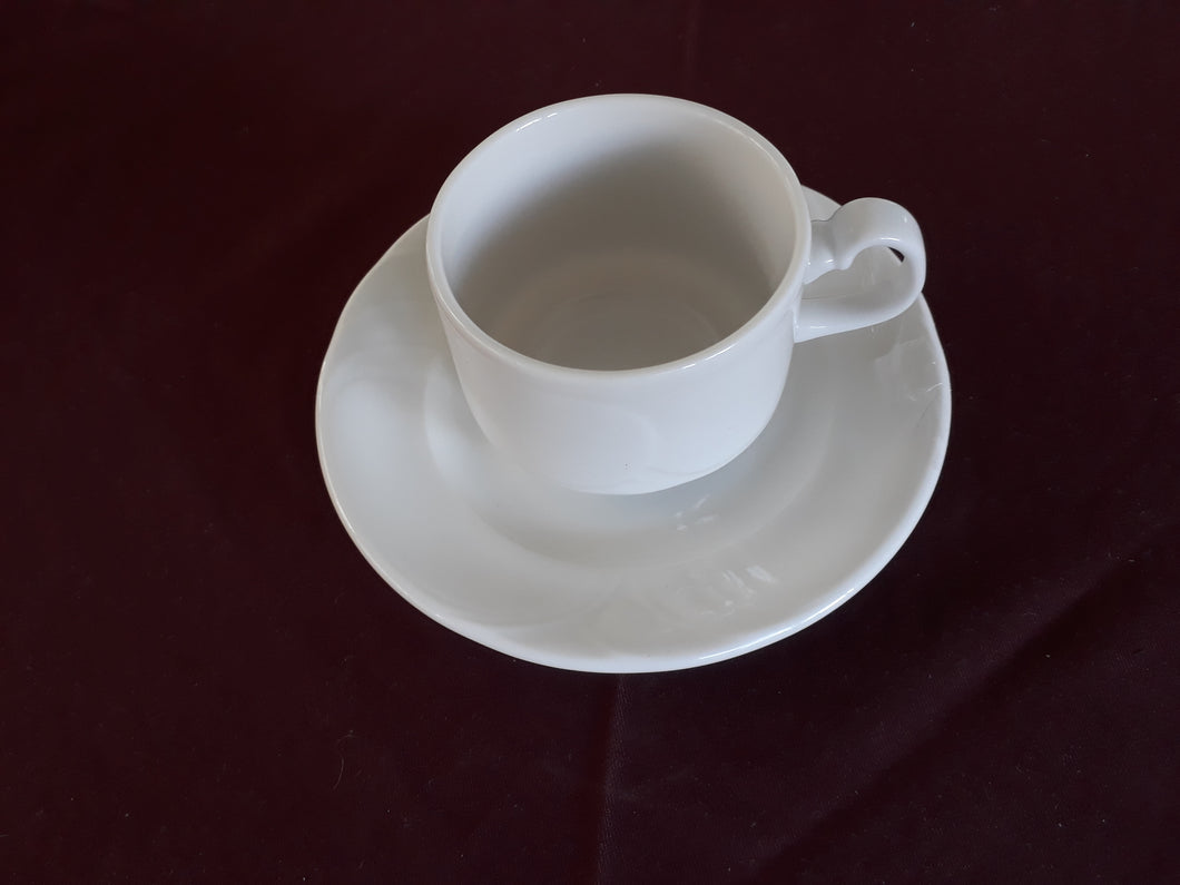 Royal Doulton White China Tea Cup