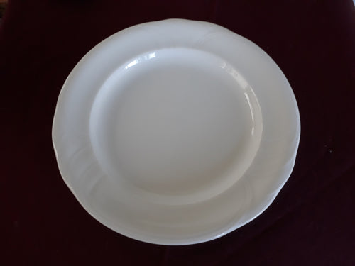 Royal Doulton  White Side Plate