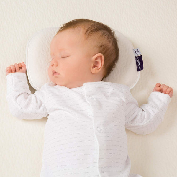 Clevamama 3100 Clevafoam Infant Breathable Baby Pillow (0-6 Months), 99.8g