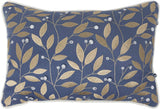 Croscill Janine Boudoir Pillow, Blue