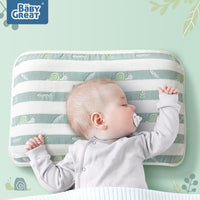 60*40cm 2pcs Newborn Baby Soft Six Layers Gauze Cotton Pillow Case Breathable Sleeping Towel Cartoon Toddler Pillowcase