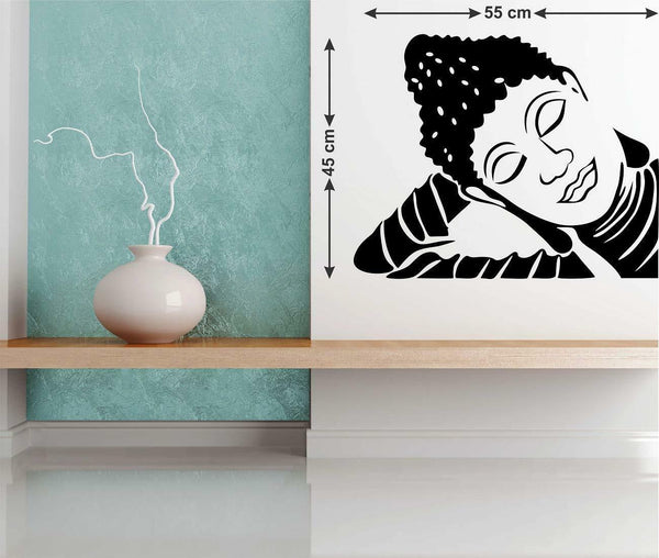 Buddha Removable Art Wall Stickers Home Bedroom Decal Vinyl Decor Baby Room