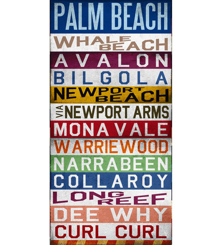 Palm Beach (Beach White)