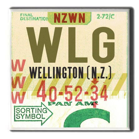 Wellington - WLG