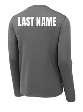 Load image into Gallery viewer, Lady Cougars Soccer Long Sleeve Performance Shirt
