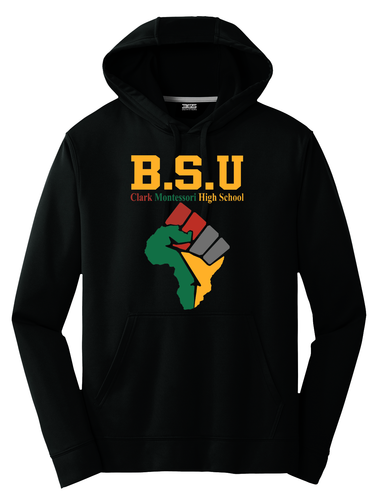 Clark Montessori Black Student Union Performance Hoodie