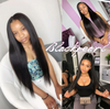 8-30 Inch Brazilian Wigs For Black Women/Girls