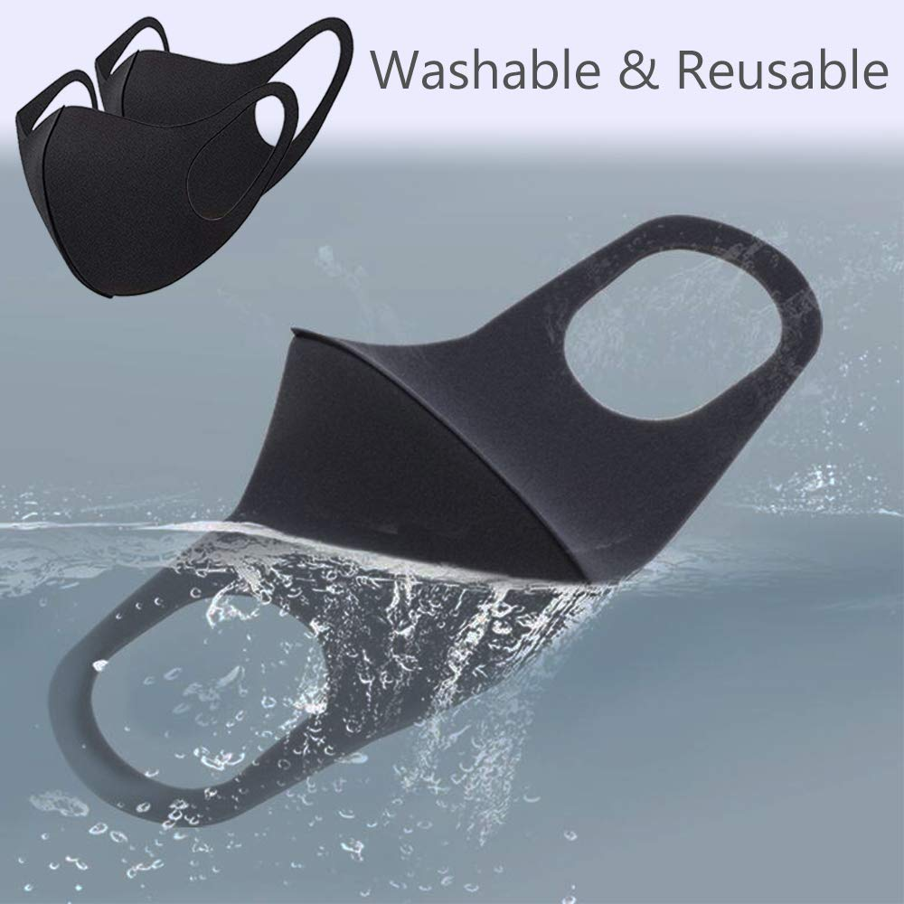 10 Packs Reusable Unisex Face Masks picktookshop.myshopify.com [gogle] [sale] [online]