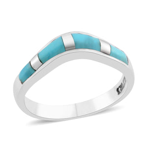 925 STERLING SILVER KINGSMAN TURQUOISE SOUTHWEST JEWELRY BAND RING FOR WOMEN picktookshop.myshopify.com [gogle] [sale] [online]