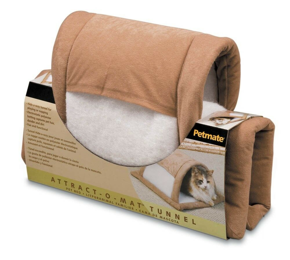 Attract-O-Mat Tunnel For Cats,Pets