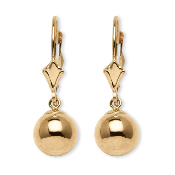 BALLI DROP EARRINGS IN 14K GOLD