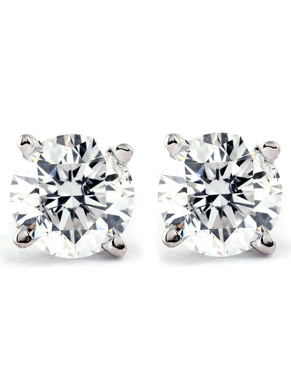 0.25 CARAT GENUINE DIAMOND STUD EARRINGS picktookshop.myshopify.com [gogle] [sale] [online]