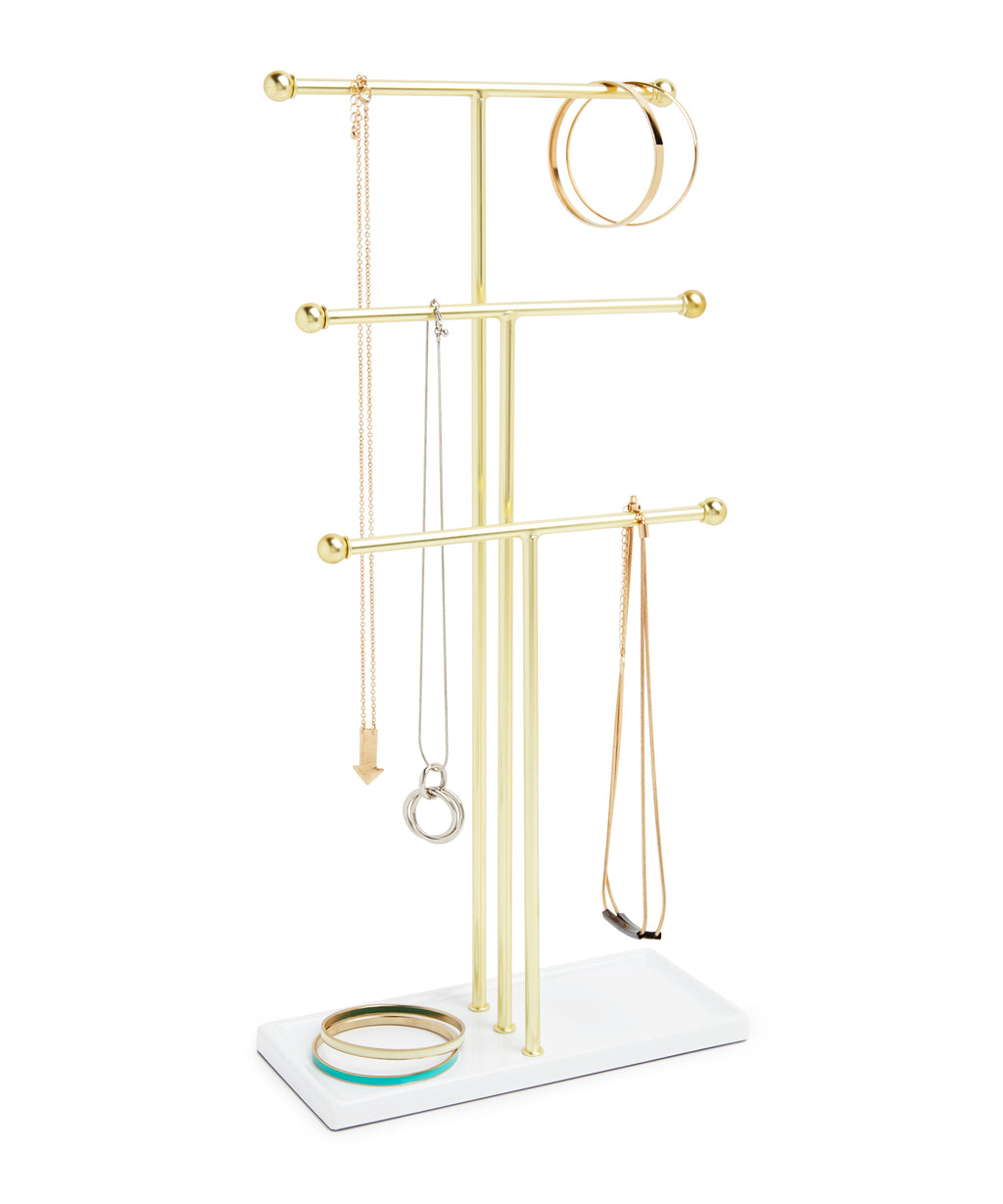 HANGING JEWELRY ORGANIZER – 3 TIER EXTRA TALL TABLETOP JEWELRY HOLDER picktookshop.myshopify.com [gogle] [sale] [online]