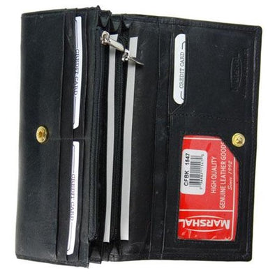 LADIES LEATHER CREDIT CARD ID HOLDER ORGANIZER WALLET,Checkbook picktookshop.myshopify.com [gogle] [sale] [online]