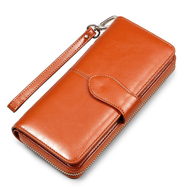 PU Leather Wallets For Women Large Capacity Phone Wallet Handbag picktookshop.myshopify.com [sale] [online]