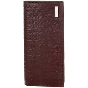 Secretary Men's Large Brown Leather Bifold Wallets picktookshop.myshopify.com [sale] [online]