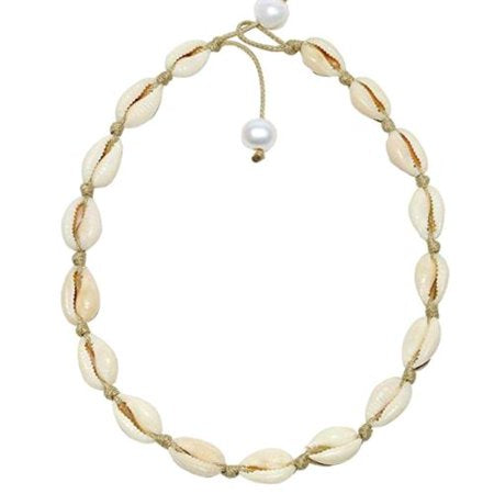 Shell Necklace Choker for Women picktookshop.myshopify.com