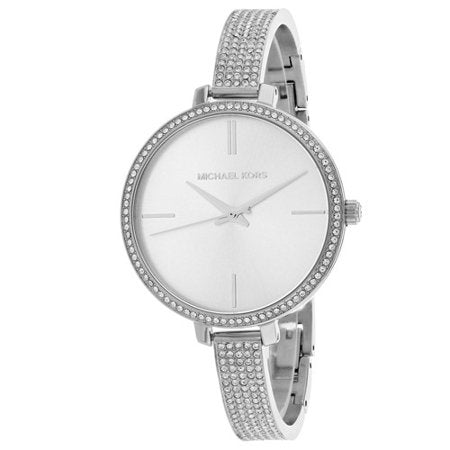 WOMEN'S JARYN SILVER DIAL WATCH,Best & stylish watch for Women picktookshop.myshopify.com [gogle] [sale] [online]