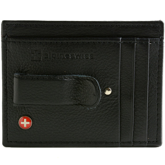 MEN MONEY CLIP GENUINE LEATHER SLIM FRONT POCKET WALLET picktookshop.myshopify.com [gogle] [sale] [online]