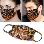 4 Pcs unisex Side sharing Cloth face mask