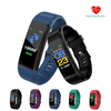 Smart Watch Bracelet Wristband Fitness Heart Rate BP Monitor iPhone Android picktookshop.myshopify.com [sale] [online]