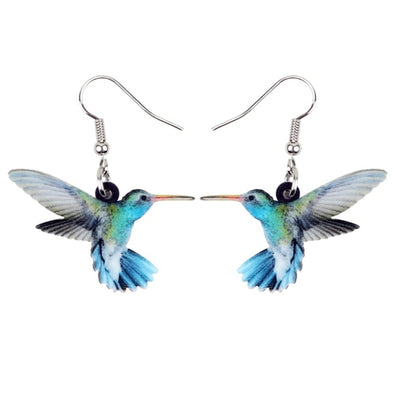 Hummingbird Bird Earrings Earrings For Women
