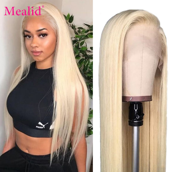 613 Blonde Lace Front Wigs