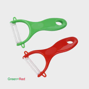 Antioxidant Ceramics Potato Peeler Parer Vegetable Fruit Carrot Peeler Cutter  Kitchen Gadgets