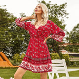 2020 Everyday Beach Dinner Dress Fashion Party Dress