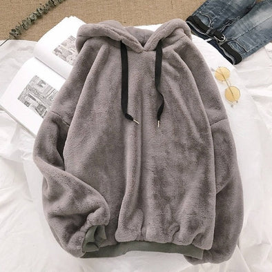 Autumn Winter Coats Sweet Hooded Women picktookshop.myshopify.com [sale] [online]